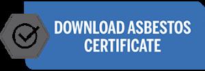 Ecotech asbestos certification
