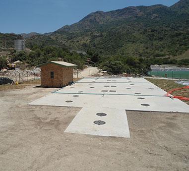 Sewage Treatment Waste Water Treatment