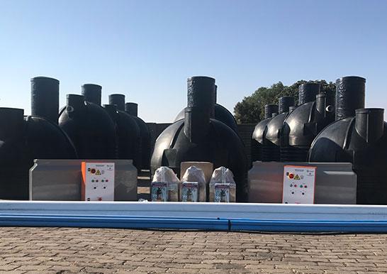 Sewage treatment wastewater treatment