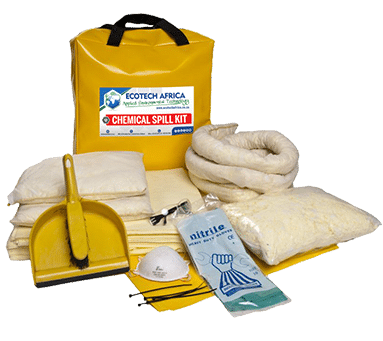 chemical kit spill kits & absorbents