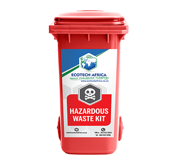 Hazardous waste kit - spill kits & absorbents