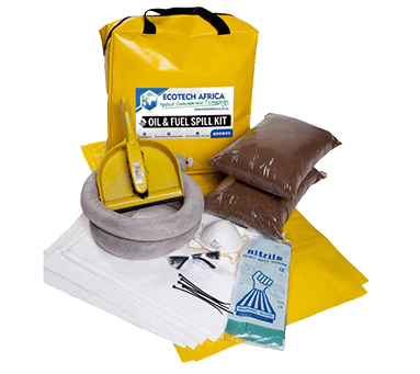 spill kits & absorbents bag