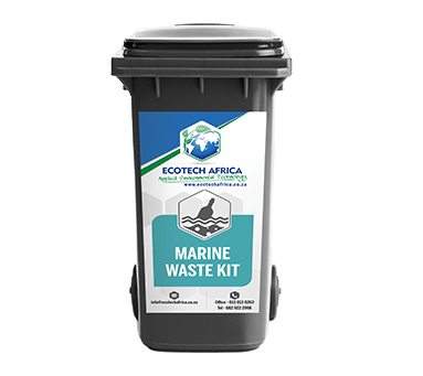 Marine waste kit - spill kits & absorbents