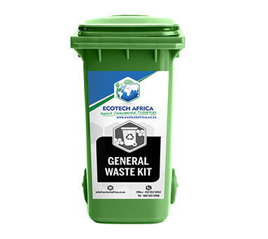 General waste kit - spill kits & absorbents
