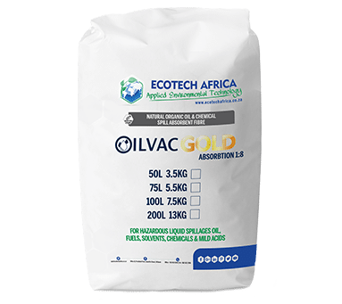Oilvac Gold spill kits & absorbents