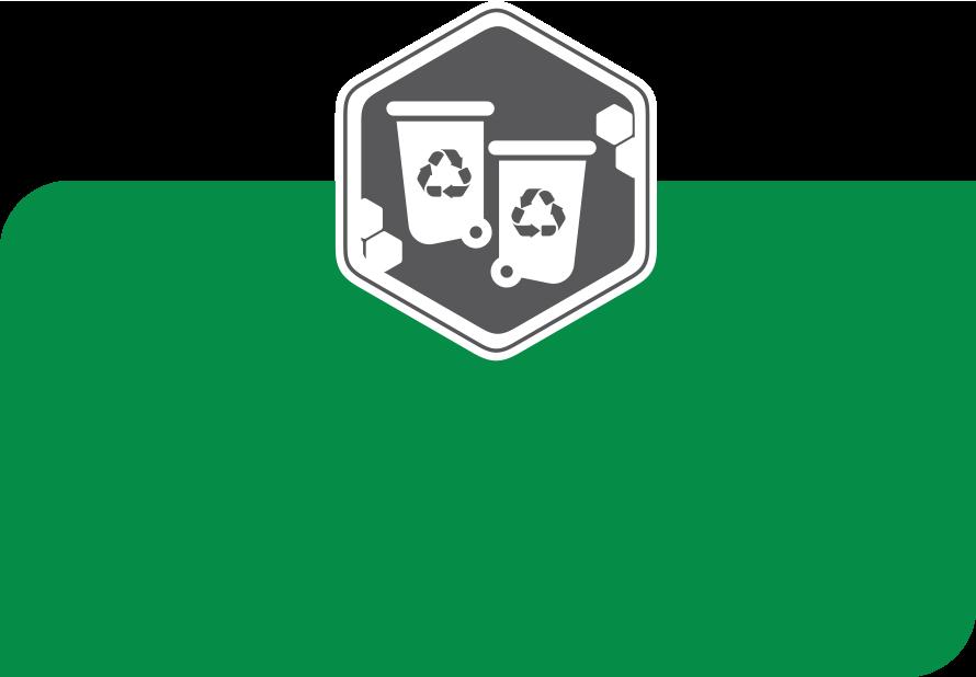 Spill kits recycling bg