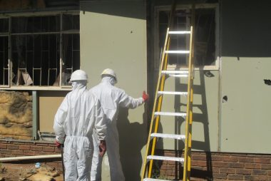 Thembisa Asbestos cleaning