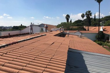 Pretoria hospital asbestos removal