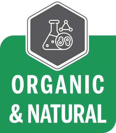 Organic Natural waste water treatment