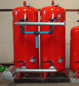 water purification methods Dual Media
