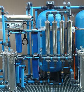 Multi Media water purification methods