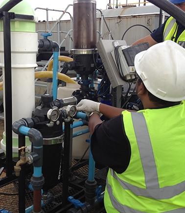 Ecotech Africa maintenance
