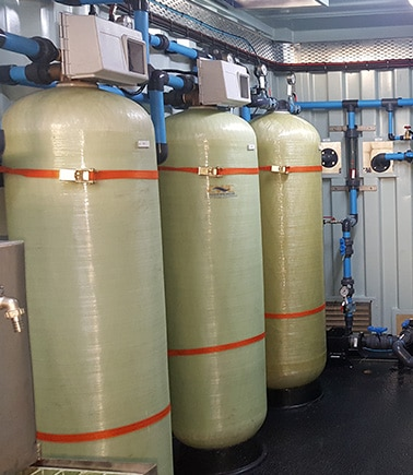 Filtration water purification methods