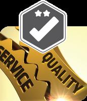 Quality service - sustainable development